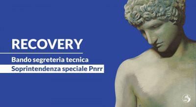 Recovery, Mic: al via la selezione del personale per la Soprintendenza Speciale per il PNRR